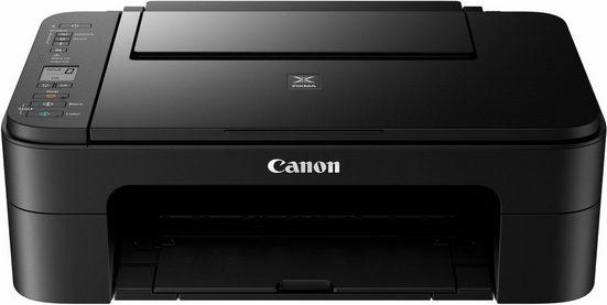 Canon PIXMA TS3150/TS3151 Multifunktionsdrucker, (WLAN (Wi-Fi)