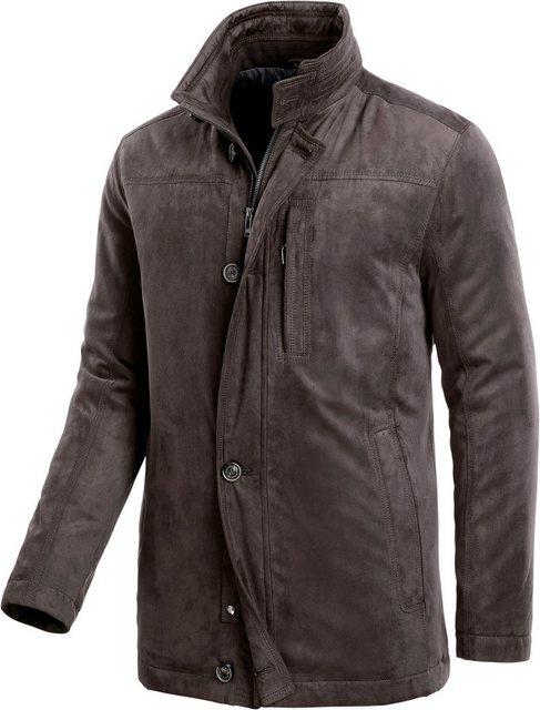 classic -  Jacke mit Ziernähten