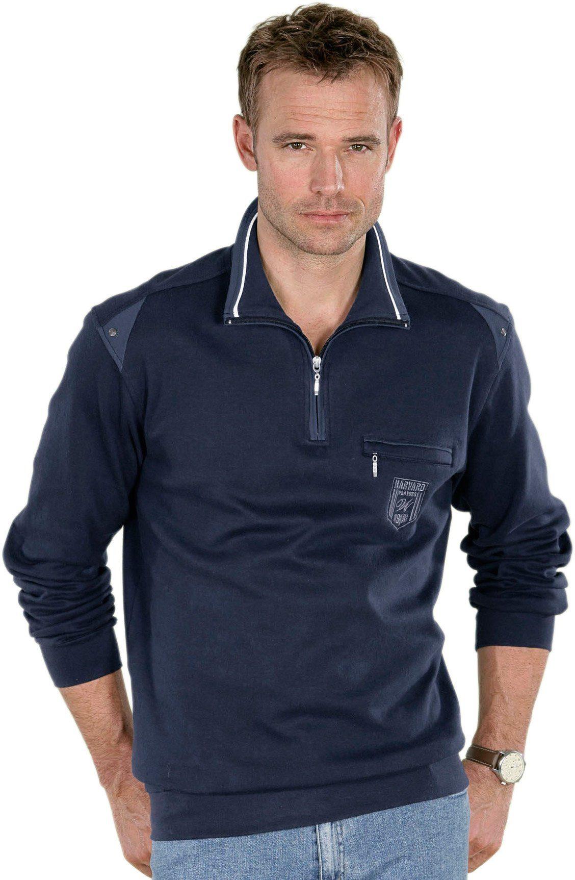 Kaufen Sweatshirt Online Mit Stickerei Classic PukOTXZi