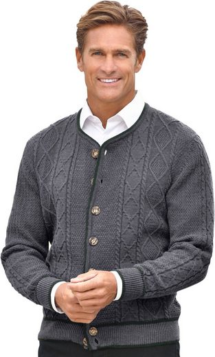Classic Sweater With Button