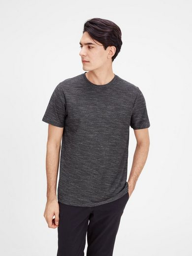 Jack & Jones Texturiertes T-Shirt