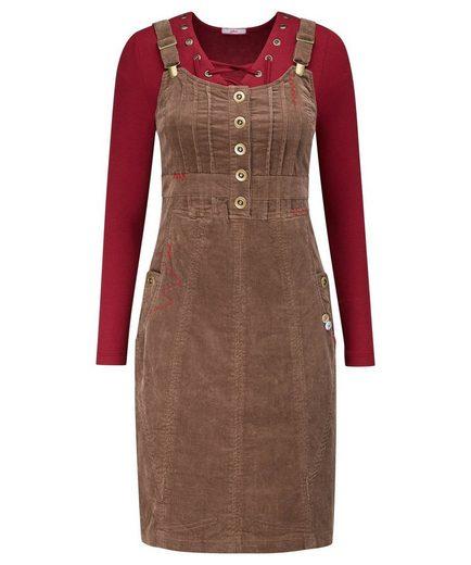 Joe Browns Trägerkleid Joe Browns Women's Cord Dungaree style Shift Dress