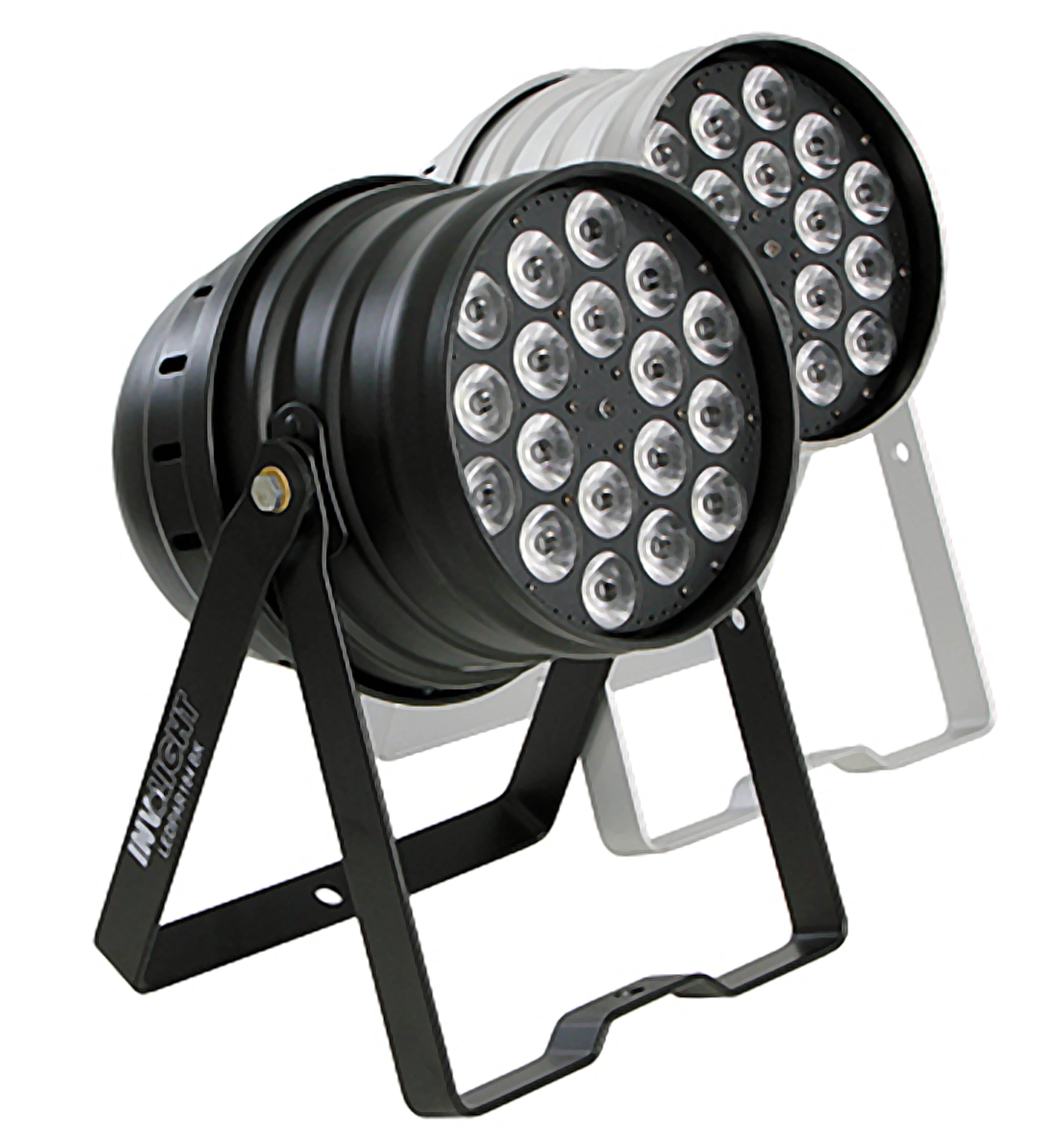 Involight RGBW LED-Scheinwerfer »LEDPAR184«