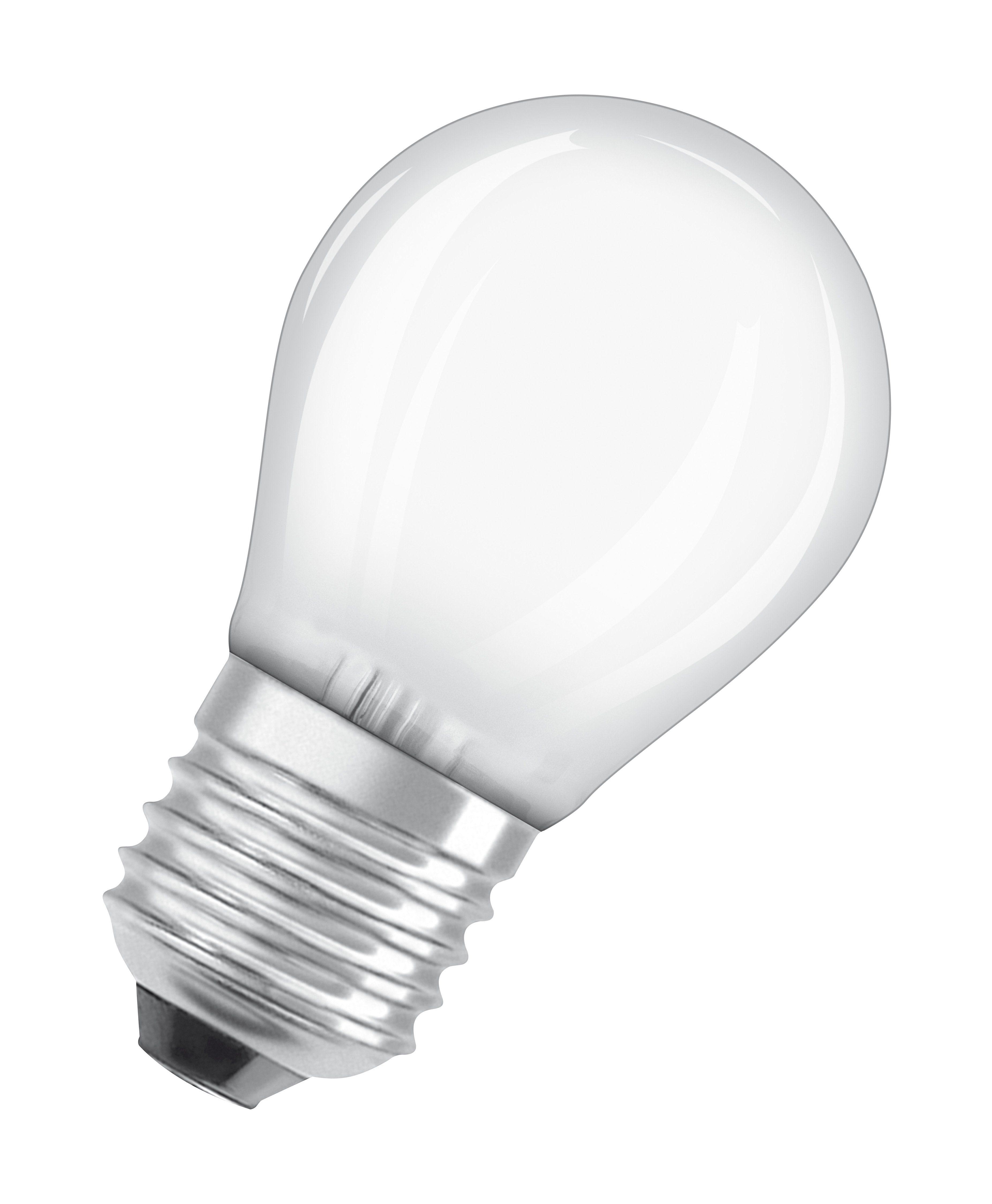 Osram LED Retrofit CLASSIC P Dimmable - Dimmbare LED-Lampe »SST CLAS P 25 300° 2.5 W/827 E27 DIM«