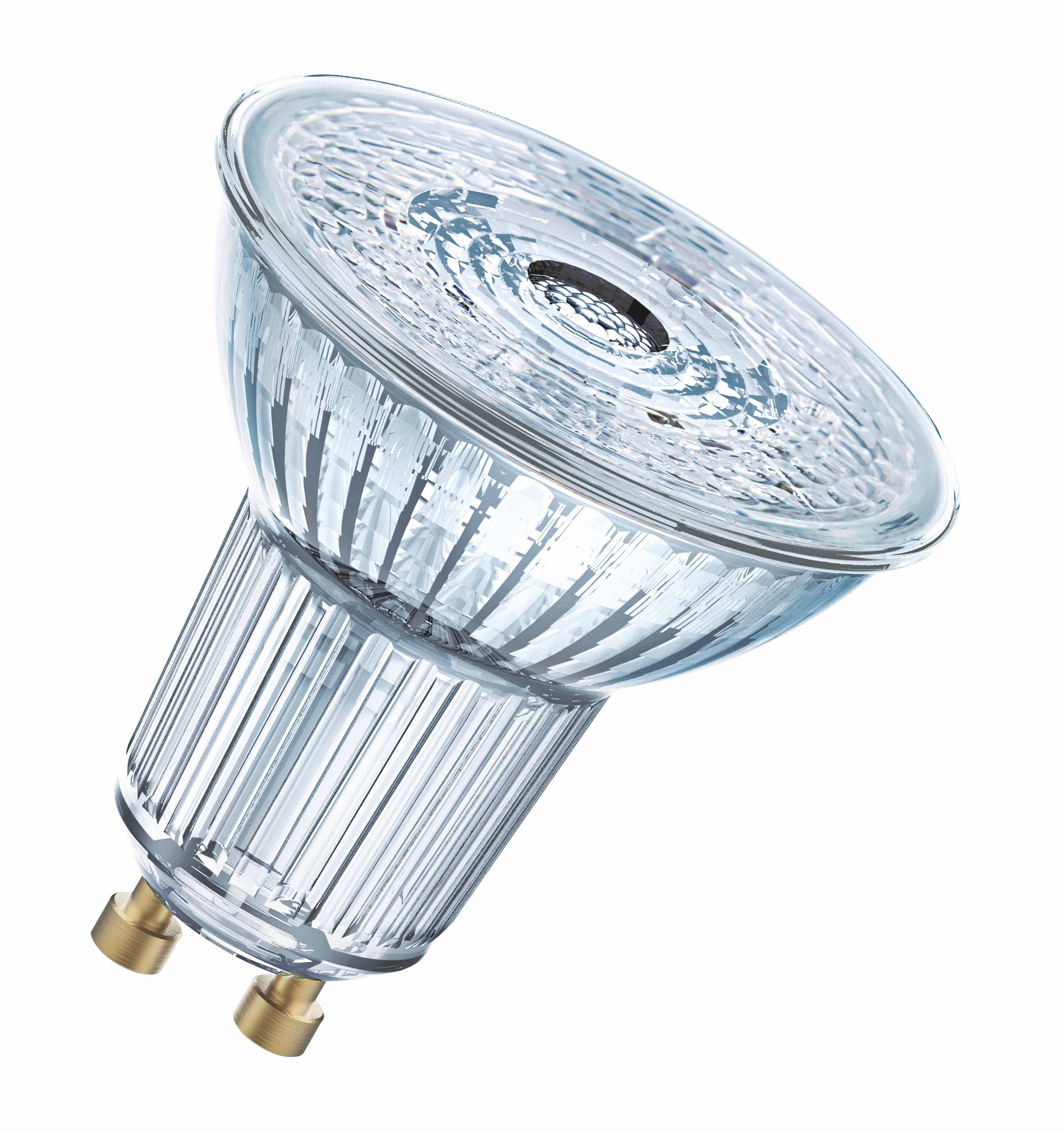 Osram LED SUPERSTAR PAR16 - Dimmbare LED-Lampe, Retrofit-Stecksockel »SST PAR16 7.2W/827 GU10«