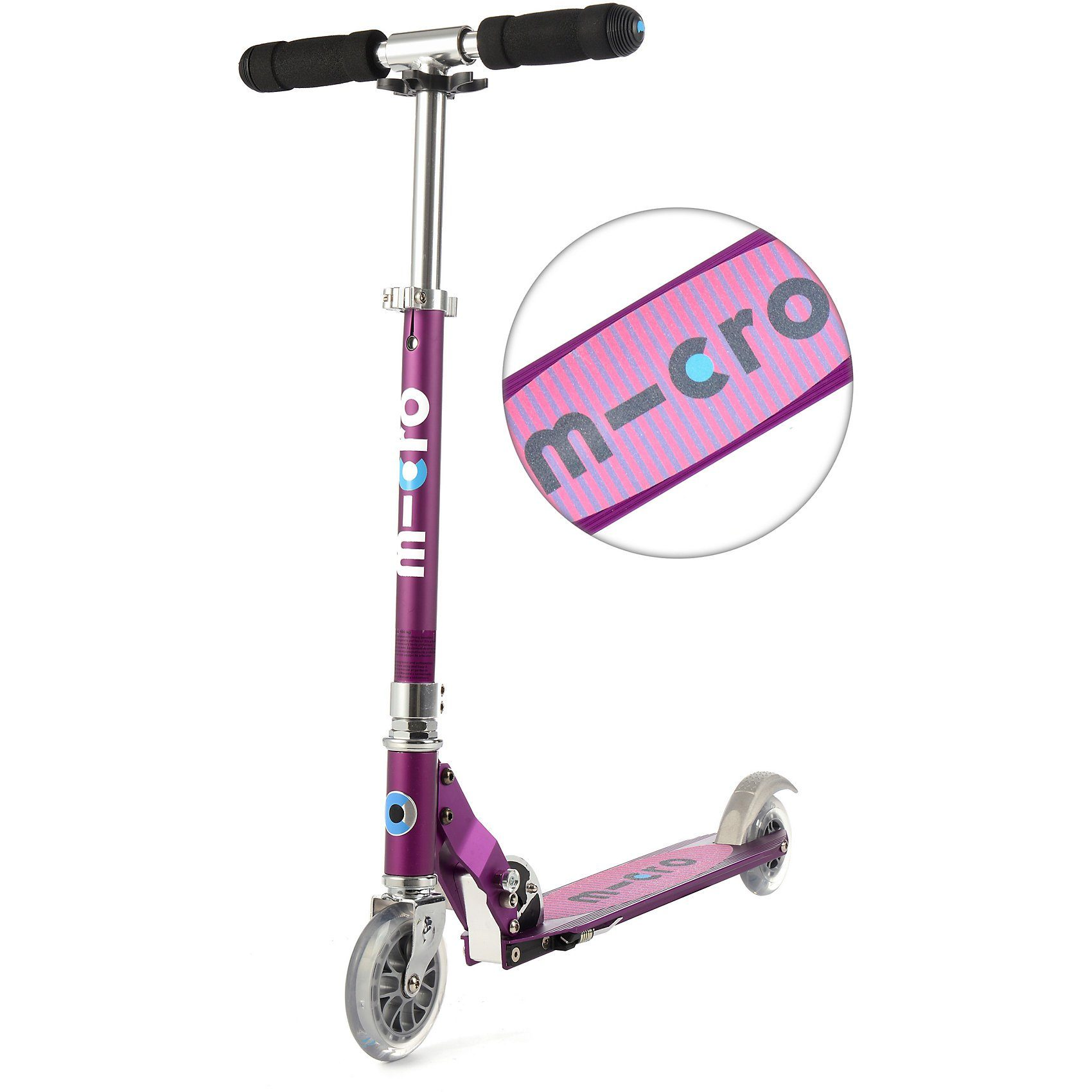 Micro Scooter sprite special Edition, lila