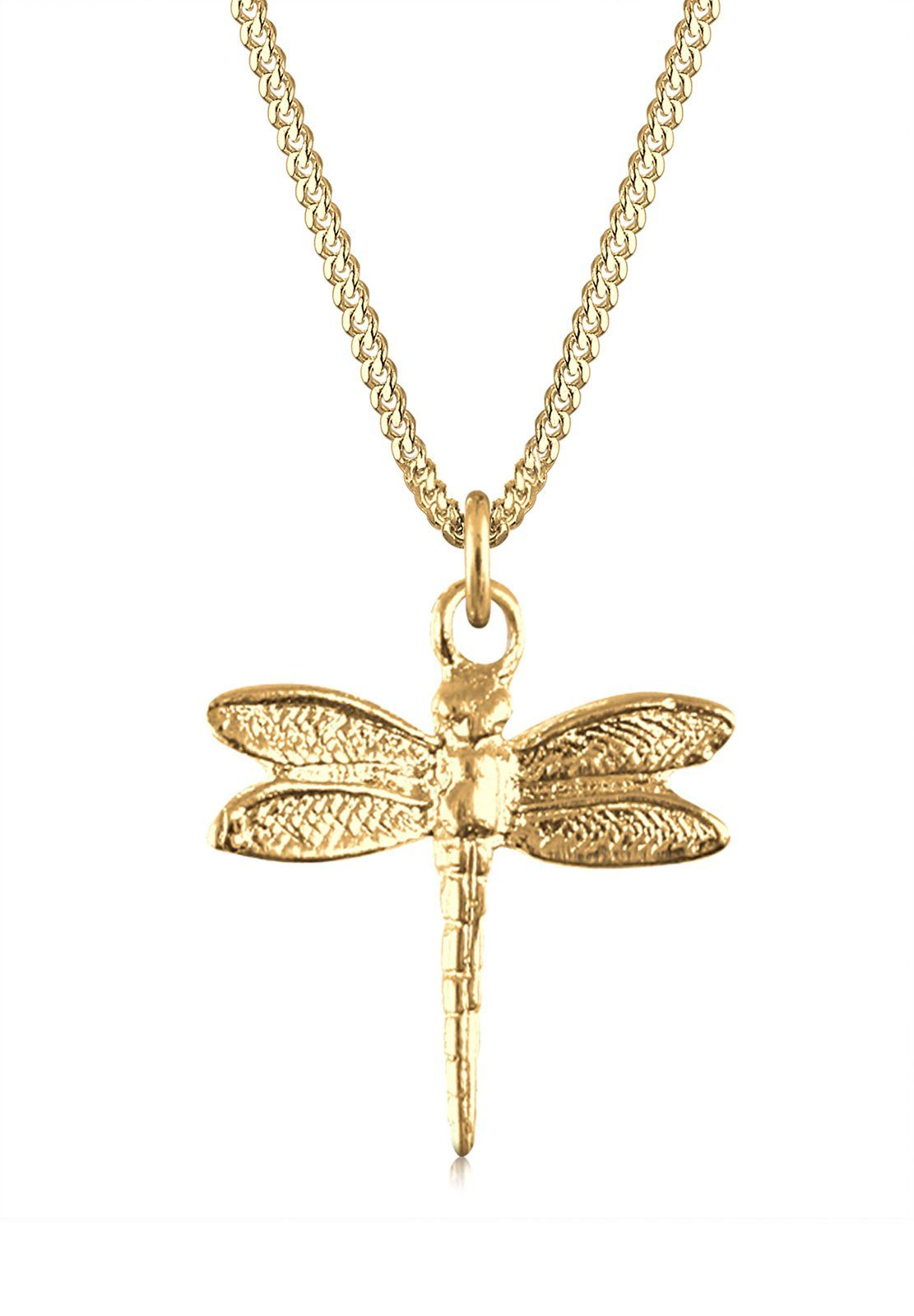 Goldhimmel Halskette »Libelle 925 Sterling Silber«