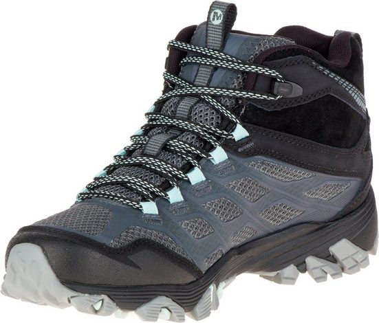 Merrell Kletterschuh Moab FST Mid GTX Shoes Women