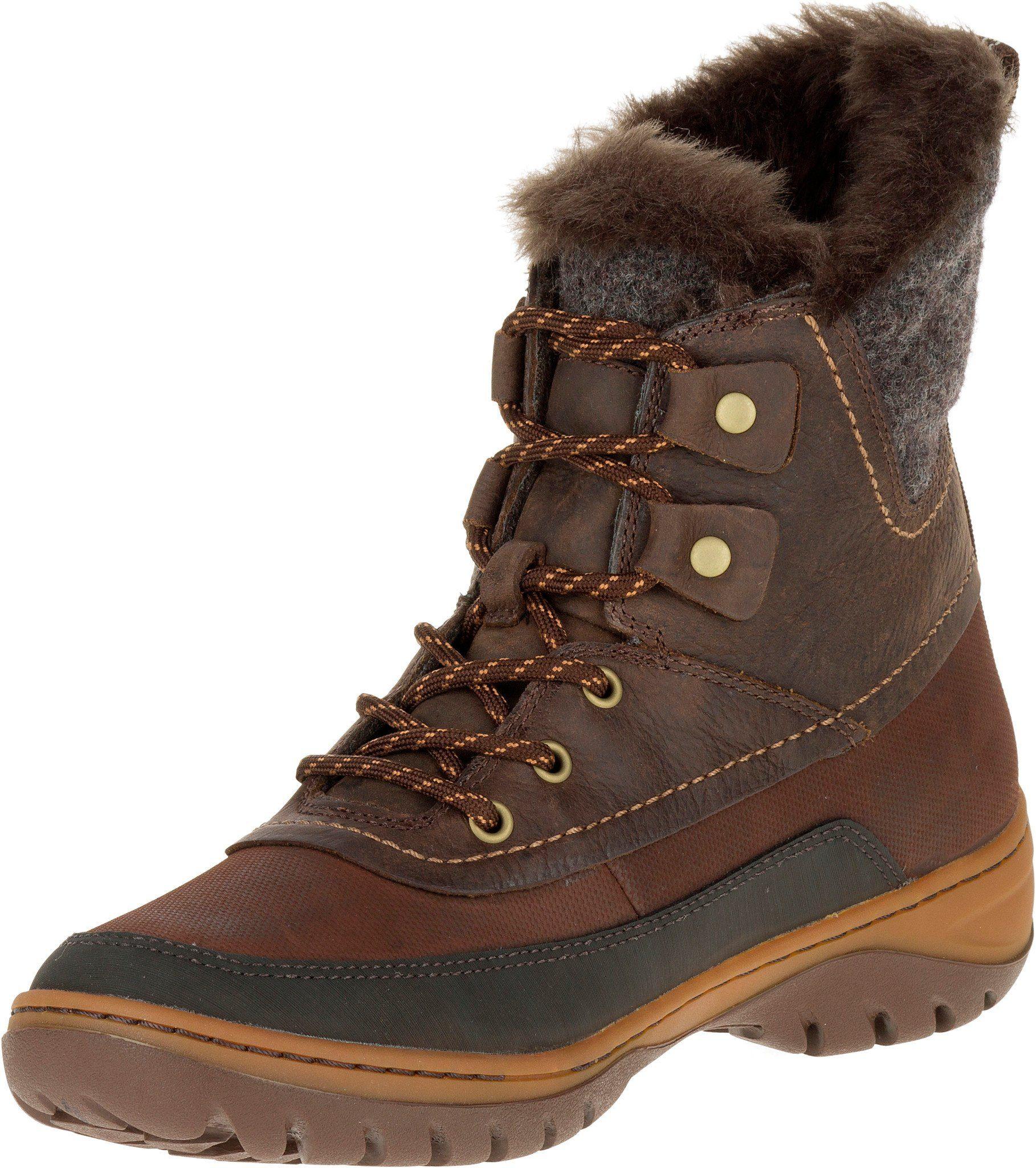 Merrell Freizeitschuh »Sylva Mid Lace Waterproof Boots Women«