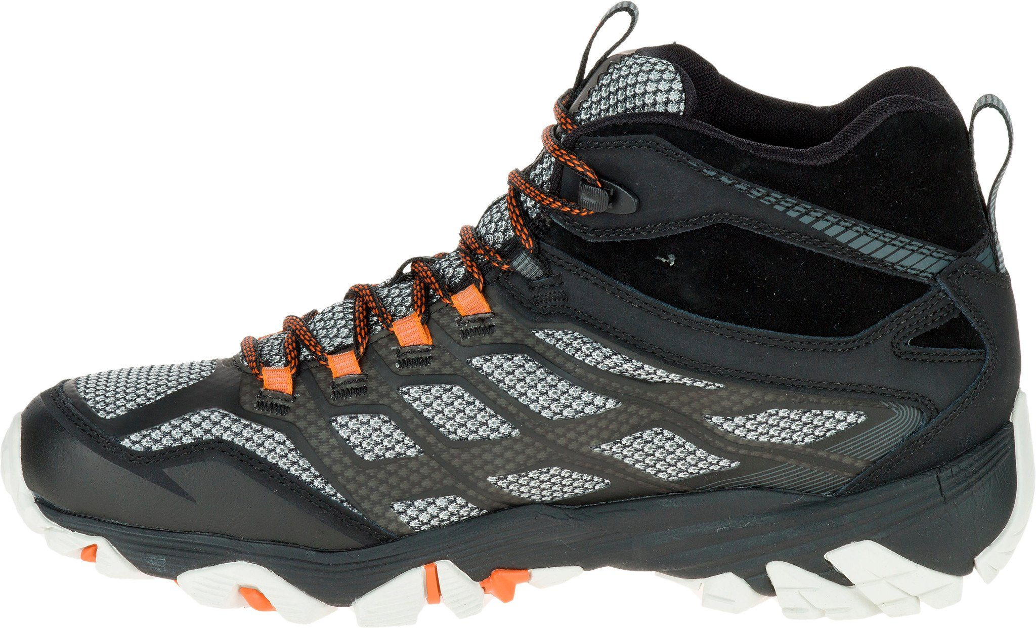 Merrell Kletterschuh »Moab FST Mid Gore-Tex Shoes Men«
