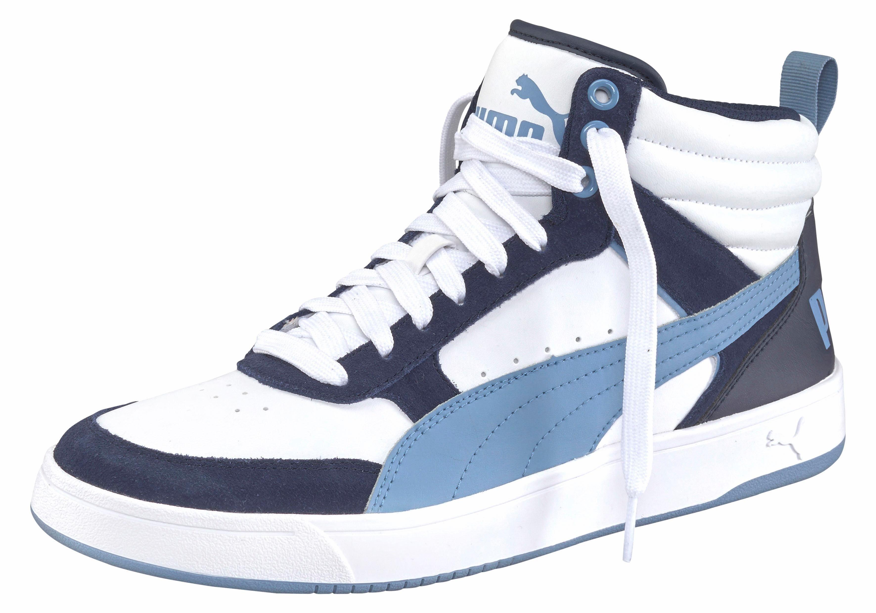 PUMA Rebound Street v2 Sneaker online kaufen  weiß-blau