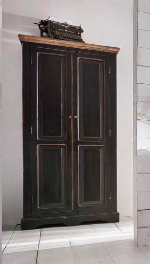 SIT Garderobenschrank »Corsica« mit zwei Türen, Höhe 180 cm