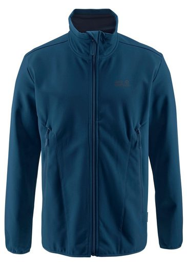 Jack Wolfskin Softshelljacke NORTHERN PASS JACKET, elastisch und winddicht