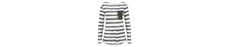 Hohe Qualität Günstig Online Rabatt Niedrigen Preis Versandgebühr Key Largo Langarmshirt WLS JESSY round Verkauf Großer Verkauf 9khYnomVL