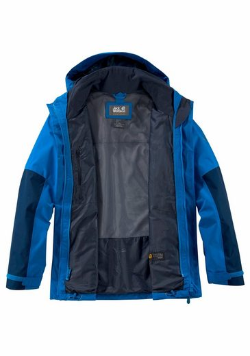 Jack Wolfskin Functional Jacket Jasper Flex Fit Inside Jackets To All The 3-in-1 System Short-series