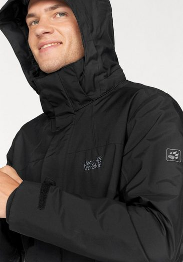 Jack Wolfskin Funktionsjacke HIGHLAND, absolut wasser- & winddicht