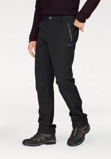 Jack Wolfskin Trekkinghose ACTIVATE XT MEN, elastisch