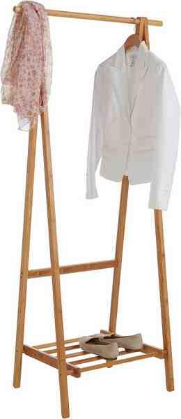 Zeller, Garderobenständer, »Bamboo«