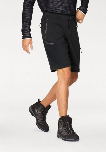Jack Wolfskin Trekkinghose ACTIVATE LIGHT ZIP OFF MEN, mit abzippbaren Beinen