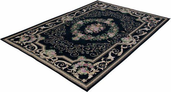 Teppich »Flomi Florentina«, THEKO, rechteckig, Höhe 5 mm, Flachgewebe, Orient Optik