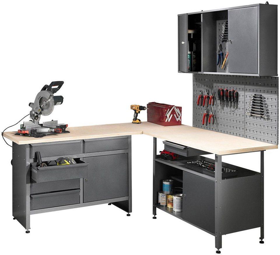 Werkstatt-Set, 5-tlg. online kaufen | OTTO