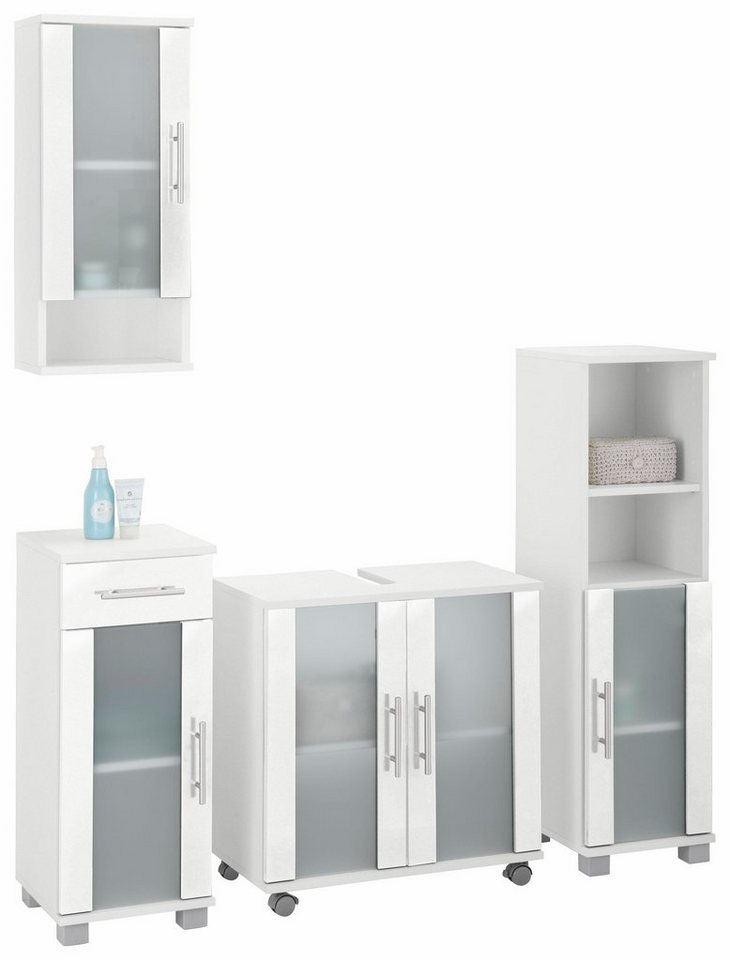 schildmeyer badm bel set cantara 4 tlg kaufen otto. Black Bedroom Furniture Sets. Home Design Ideas