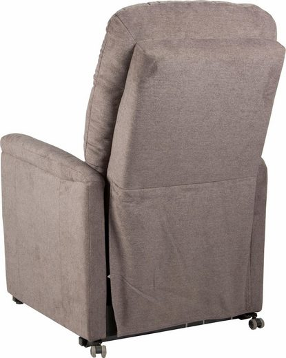 Duo Collection TV-Sessel  mit Aufstehhilfe XXL  bis zu 150 KG belastbar