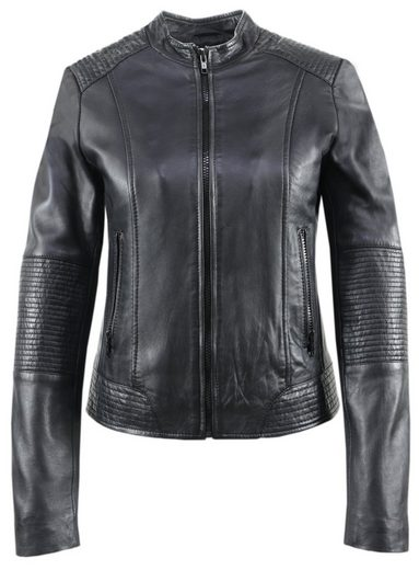Freaky Nation Lederjacke Delta