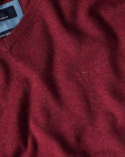 BASEFIELD V-Pullover