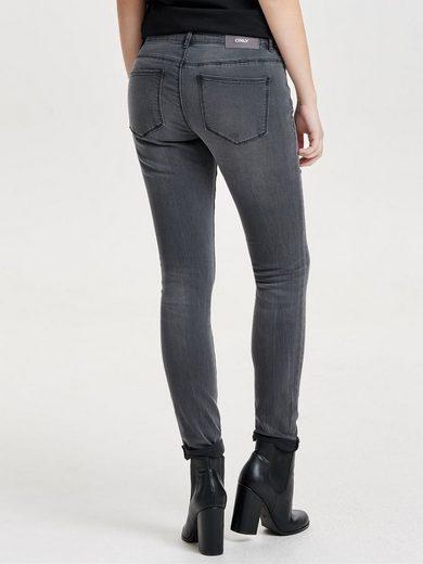 Only Carmen reg sk Skinny Fit Jeans
