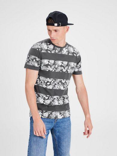 Jack & Jones Blumen- T-Shirt