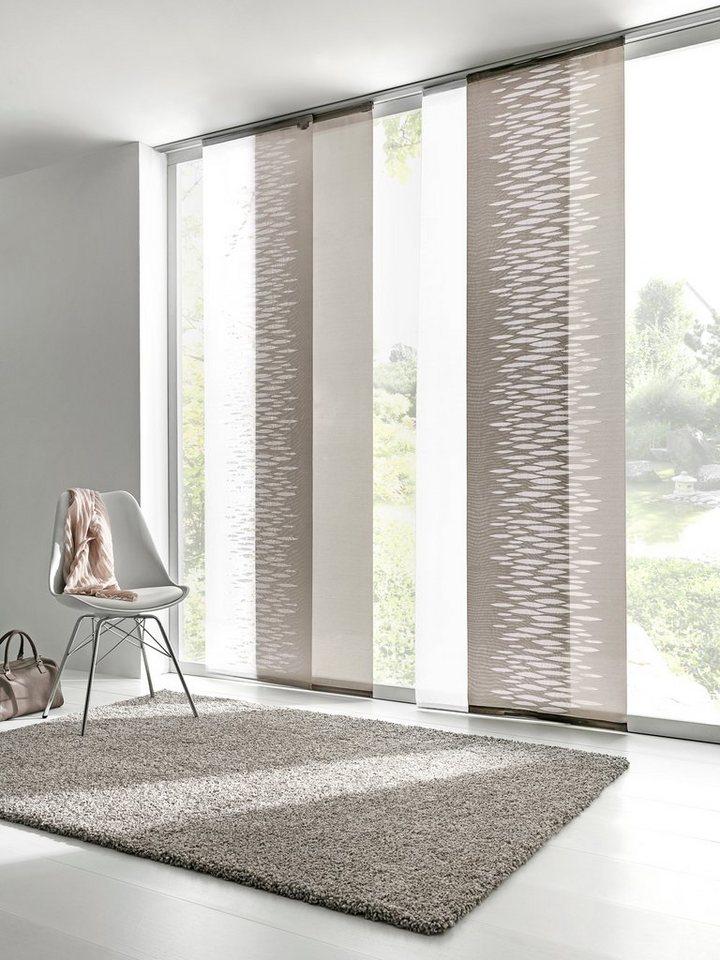 heine home schiebevorhang in scherli qualit t otto. Black Bedroom Furniture Sets. Home Design Ideas