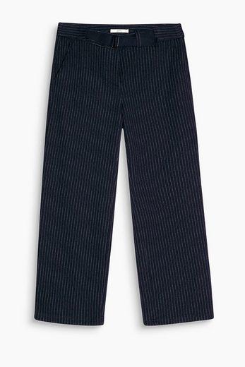 EDC BY ESPRIT Jersey-Jogg-Pants mit Nadelstreifen