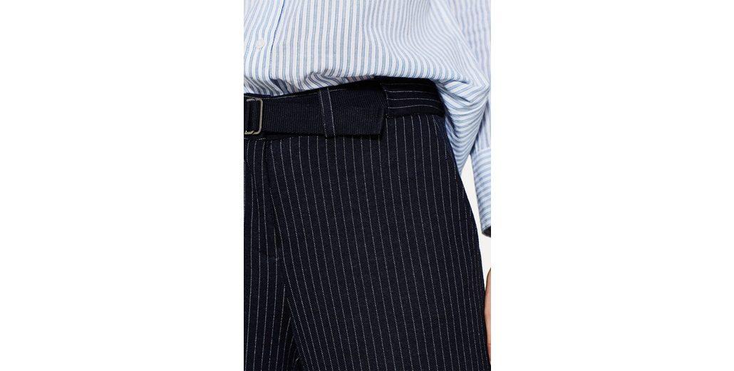 Besuchen Online-Verkauf Neu EDC BY ESPRIT Jersey-Jogg-Pants mit Nadelstreifen Besonders Verkauf Zahlung Mit Visa Fabrikverkauf 9GswksPto