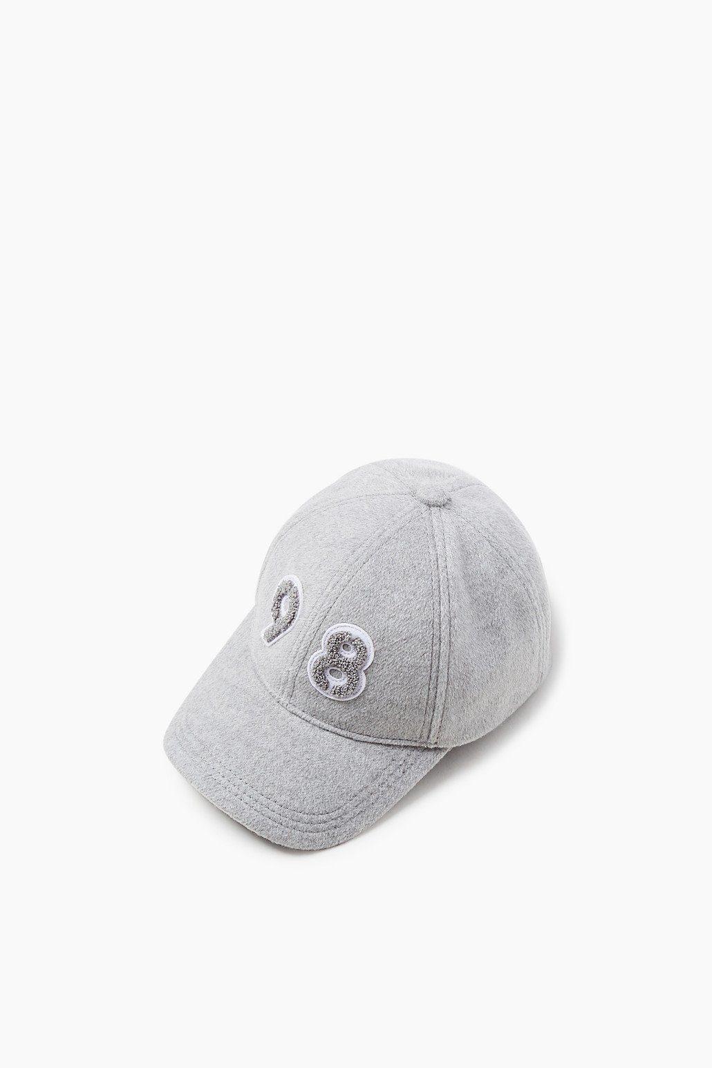 EDC Base Cap mit Woll-Anteil