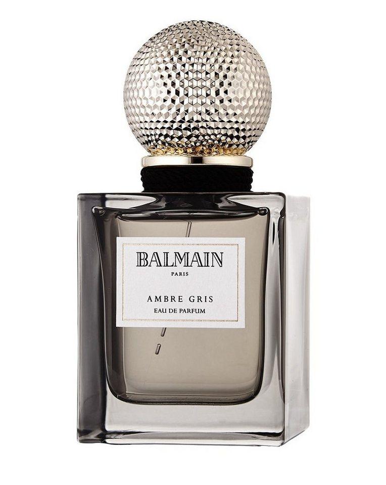 online shop on feet at quality design Balmain Eau de Parfum »Ambre Gris«, Hauptduftnote: orientalisch online  kaufen | OTTO