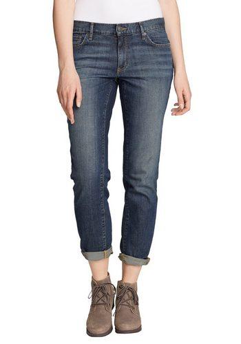 Damen,Kinder,Jungen Eddie Bauer Gerade Jeans Boyfriend Jeans – Straight Leg blau | 04057682230955