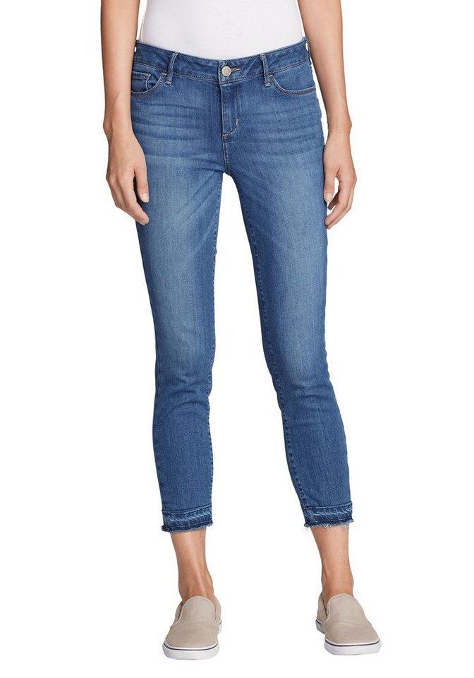 03bc9f2c7621 Eddie Bauer 5-Pocket-Hose Elysian Jeans - offener Saum - Slightly Curvy  online kaufen | OTTO