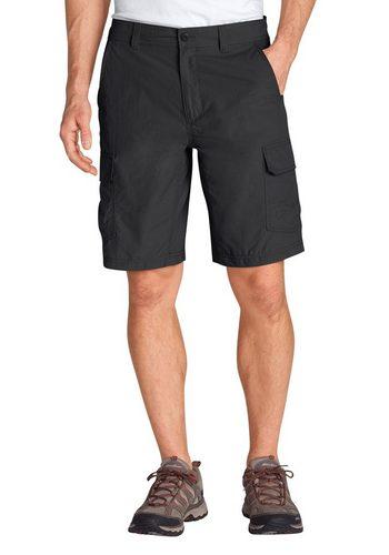 Herren Eddie Bauer Shorts Exploration 2.0 Shorts grau | 04057682197012