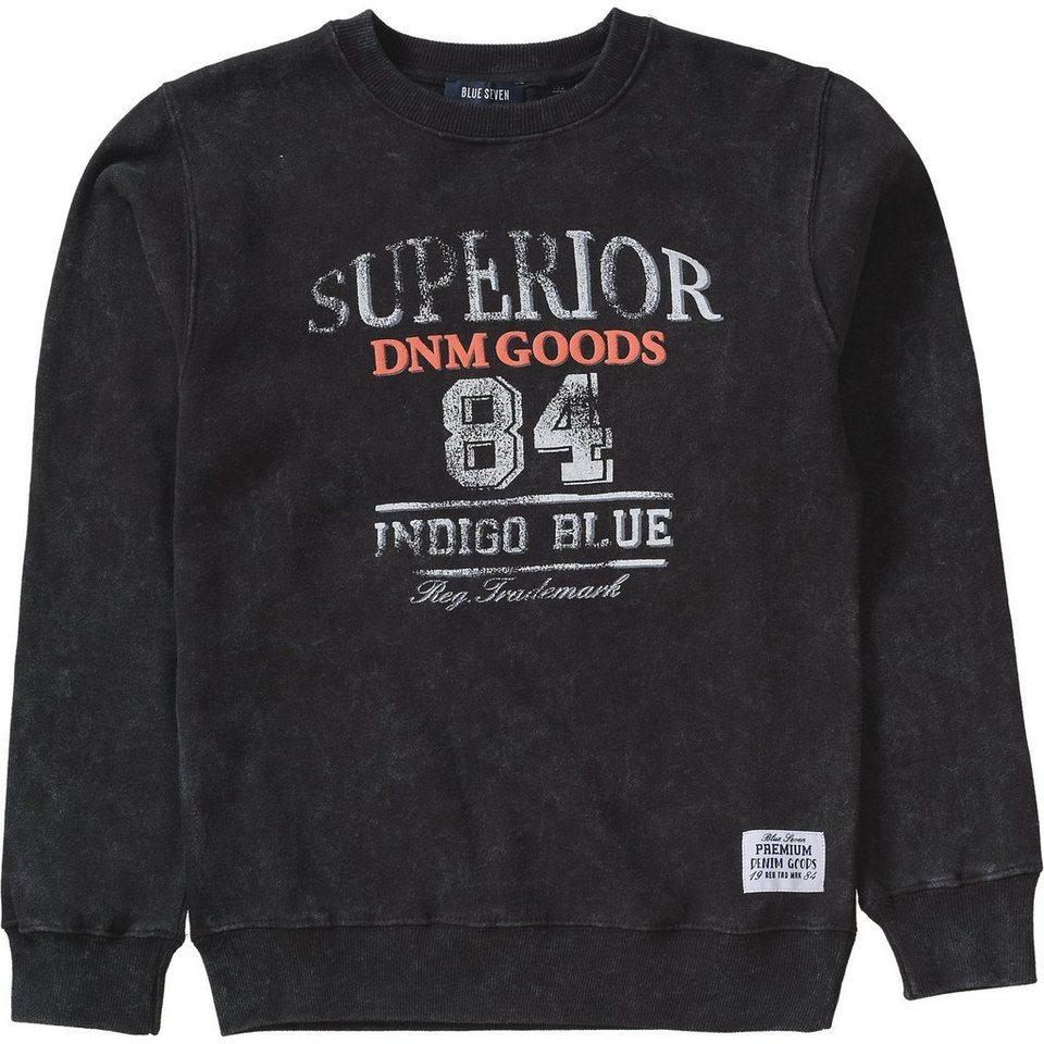blue seven sweatshirt f r jungen online kaufen otto. Black Bedroom Furniture Sets. Home Design Ideas