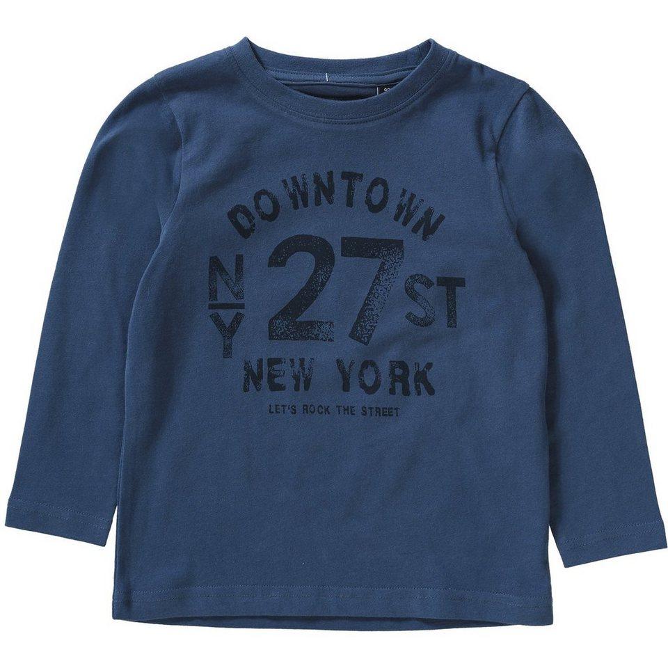 blue seven langarmshirt f r jungen online kaufen otto. Black Bedroom Furniture Sets. Home Design Ideas