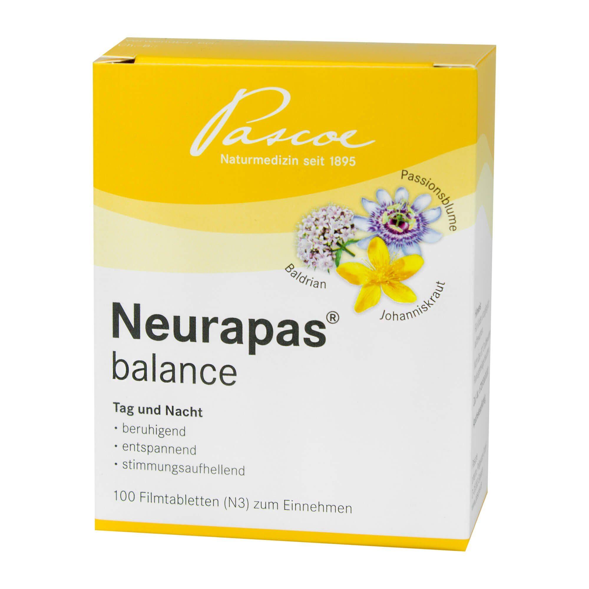 Neurapas Balance Filmtabletten, 100 St