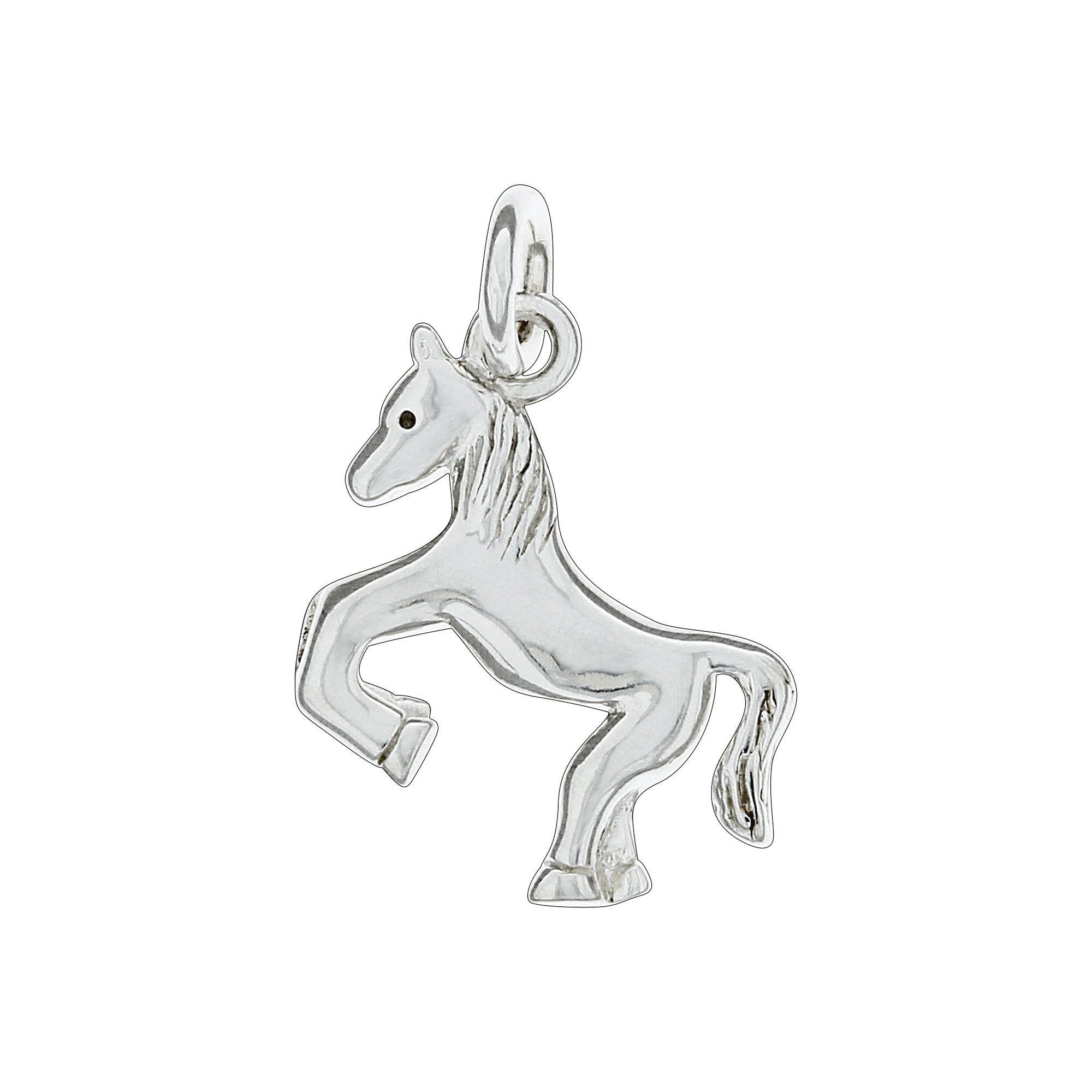 Firetti Anhänger »925/- Sterling Silber Pferd«