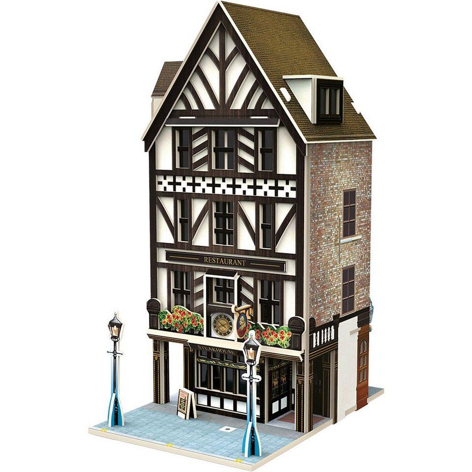Märklin START UP 72781 3D Gebäude-Puzzle Restaurant online kaufen