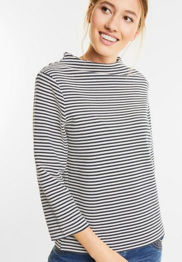 Street One Turtleneck Sweatshirt Krisi