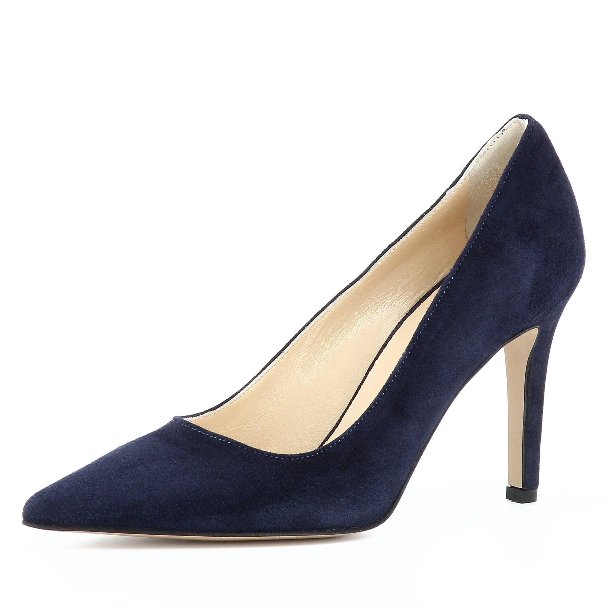 Evita NATALIA Pumps online kaufen  dunkelblau