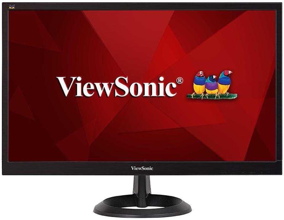 ViewSonic Full-HD Monitor (22 Zoll) mit VGA & DVI Anschluss »VA2261-8«