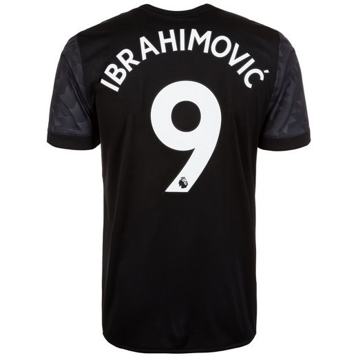 Adidas Performance Soccer Jersey Manchester United 17/18 Away Ibrahimovic