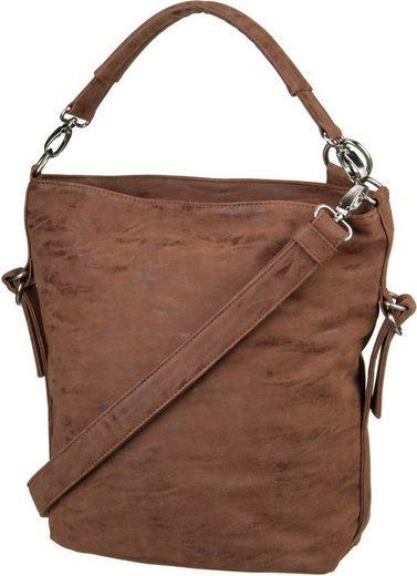 Zwei Handtasche Conny CY14 Flecht