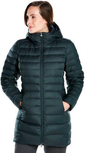 Berghaus Outdoorjacke Hudsonian Long Down Jacket Women